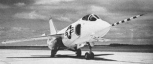 Grumman F-11 Tiger - XF9F-9 prototype