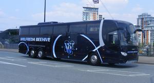 Wilfreda Beehive - Scania OmniExpress 3.60 in July 2012