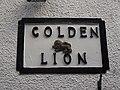 Y Llew Aur - The Golden Lion, Dinbych, Denbigh, Cymru, Wales 04.jpg