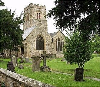 Chirk - St Mary's Parish Church