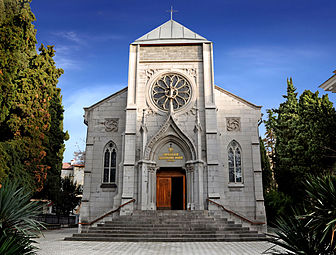 Yalta-catholic church