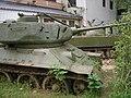 Yangzhou - Hehuachi Park - tanks - CIMG3173.JPG
