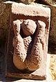 Yermo église Santa Maria corniche S modillon 24a.jpg