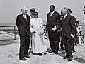 Yitzhak Ben Zvi visiting the Republic of the Congo, 1962. D674-112.jpg