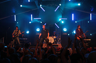 Yö Finnish rock band