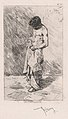Young man standing dressed in rags MET DP876108.jpg