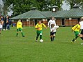 Youth football on Hazlemere recreation ground - geograph.org.uk - 591669.jpg
