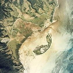 由布島と西表島
