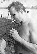 Yuri Gagarin in Dolgoprudny 1