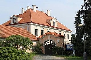 Municipality in Central Bohemian, Czech Republic