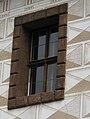 Zámek (Kostelec nad Černými lesy), detail okna.JPG