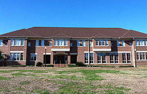 North American fraternity and sorority housing - Florida State University, Zeta Beta Tau house in Tallahassee, FL