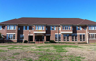 North American fraternity and sorority housing - Florida State University, Sigma Pi house in Tallahassee, FL