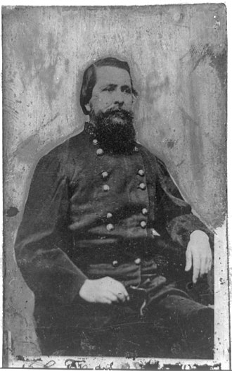 Zachariah C. Deas - Zachariah C. Deas in the Civil War