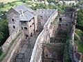 Zamek w Bolkowie - widok z baszty.JPG
