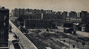 Miła 18 - Miła 18 memorial in 1964