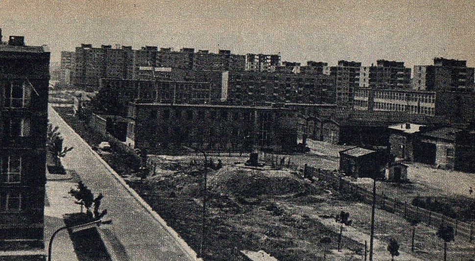 Zamenhofa Mila Warsaw 1964