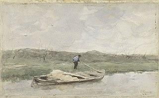 La Barge de sable