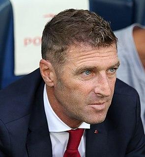 Massimo Carrera Italian footballer and manager