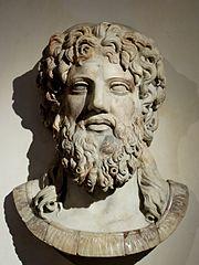 Est�tua de Zeus.