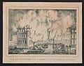 Zicht op de brand van het arsenaal van Antwerpen op 27 oktober 1830..jpg