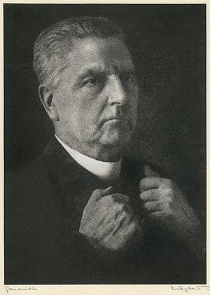 Willem Hubert Nolens - Willem Nolens  (photo by Franz Ziegler)