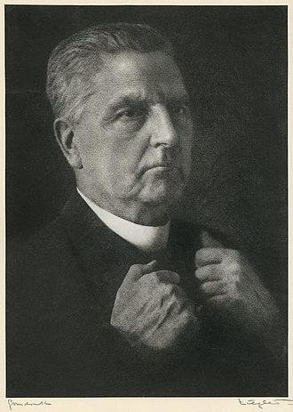 Willem Hubert Nolens - Willem Nolens  (photo by Franz Ziegler)