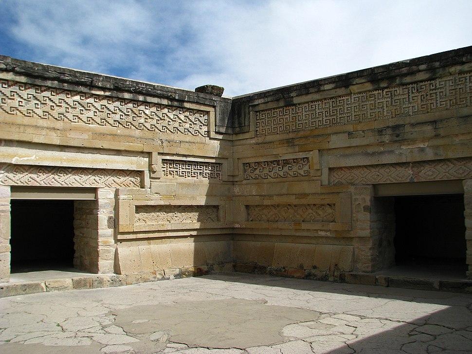 Zona Arqueológica Mitla 10