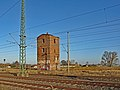Zuessow Bahnhof Wasserturm.jpg