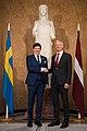 Zviedrijas Karalistes parlamenta priekšsēdētāja oficiālā vizīte Latvijā - 48875397216.jpg