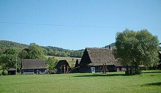 Lemkos - Lemko open-air museum in Zyndranowa