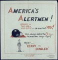 """America's Alertmen...Meet Benny the Bungler"" - NARA - 513957.tif"