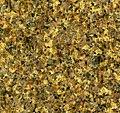 """""""Antique Yellow Granite"""" (granite, ~500-650 Ma, Neoproterozoic to Cambrian; Espirito Santo State, Brazil) (14803164084).jpg"""