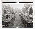 """Cliveden"" Viscount Waldorf Astor house, Taplow, Buckinghamshire, England. Long garden LCCN2008677770.jpg"