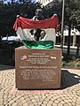 """Freedom Is Not Free"" Hungarian Freedom Fighters Monument.jpg"