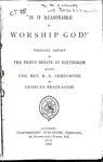 """Is it reasonable to worship God?"".pdf"