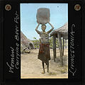 """Woman carrying a beer pot, Livingstonia"" Malawi, ca.1895 (imp-cswc-GB-237-CSWC47-LS3-1-018).jpg"