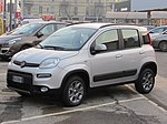 """ 13 - ITALY - Fiat Panda 4x4 - Milan ( Mini SUV for urban and off road ) 02.JPG"