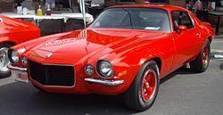 Chevrolet Camaro Wikipedia La Enciclopedia Libre