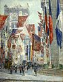 'Avenue of the Allies' by Childe Hassam, 1918..jpg