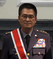 (Cropped) General Yen Teh-fa awarded the Order of Cloud and Banner 嚴德發上將獲頒雲麾勳章.png