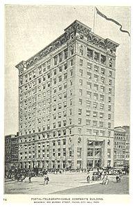 Postal Telegraph Company Wikipedia