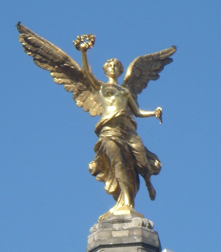 Ángel de la Independencia (cropped)