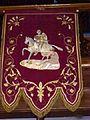 Église Notre-Dame-de-Grâces d'Ardres bannière de procession 01.JPG