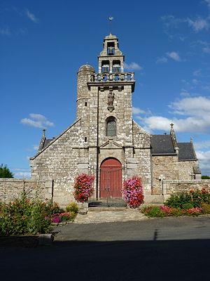 Bringolo - The church of Notre-Dame, in Bringolo