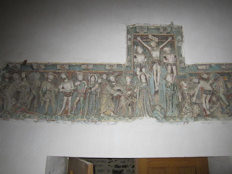 église Saint-Martin de fr:Poilley (Manche)