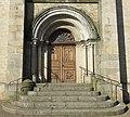 Église Saint-Vincent de Saint-Vincent (Haute-Loire) - Portail.jpg