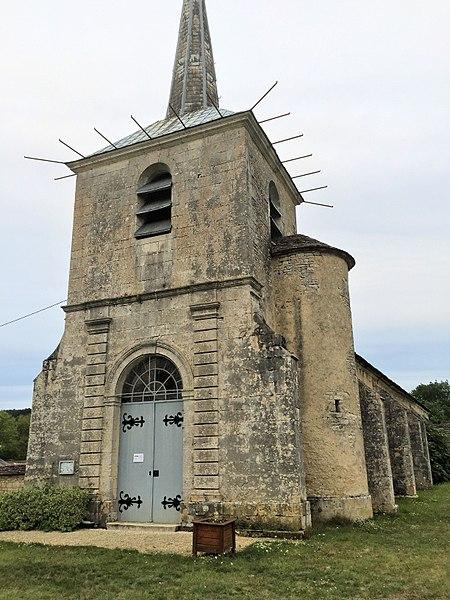 Église de Voutenay-sur-Cure