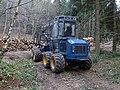 Řevnice, lesnický traktor.jpg