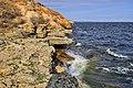 Берегові вапняки р. Дніпро 3.jpg